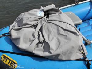 Mushroom Gear Bag Closed Up