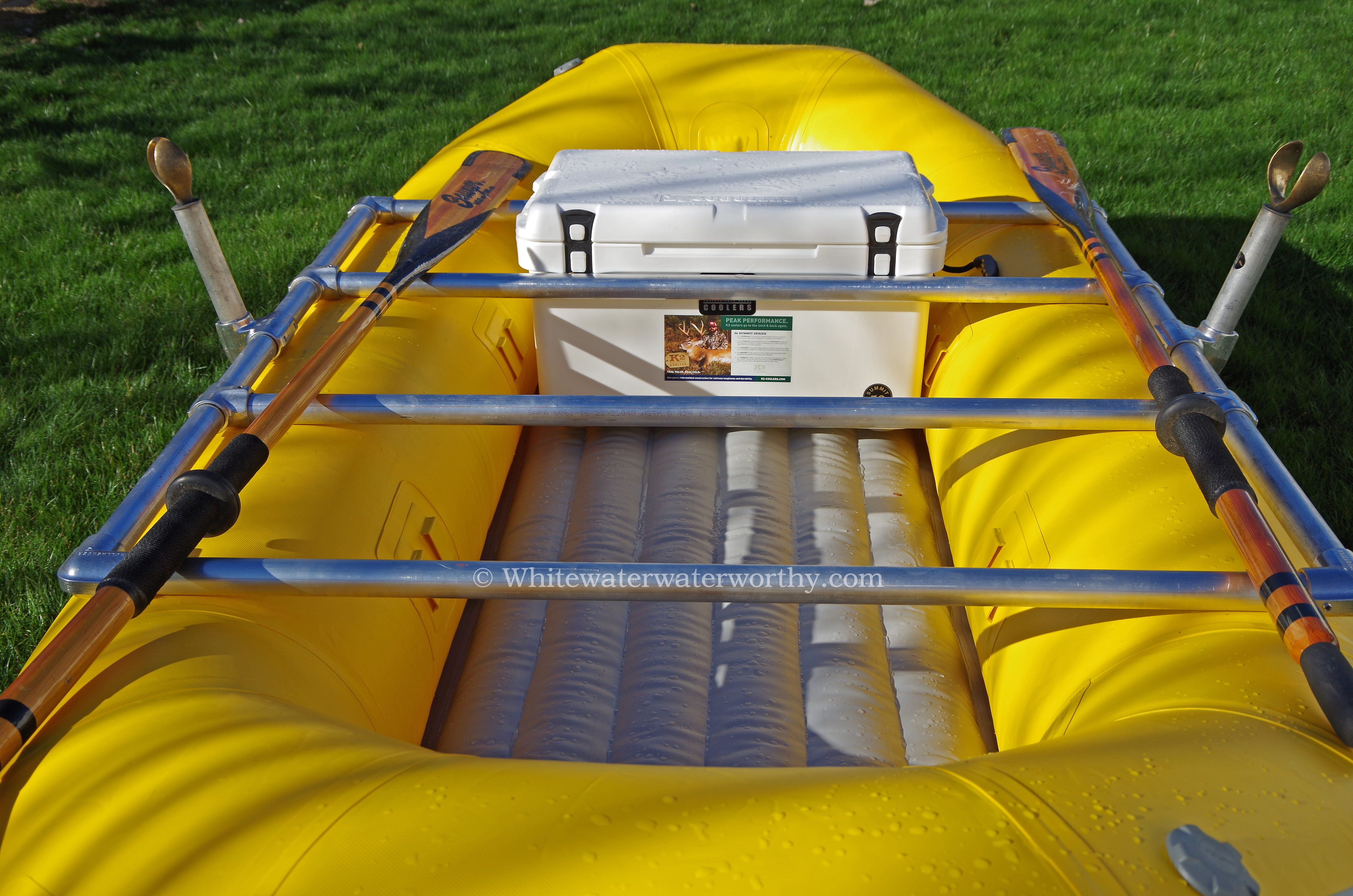 10 5' RMR Storm Package - Whitewater Worthy